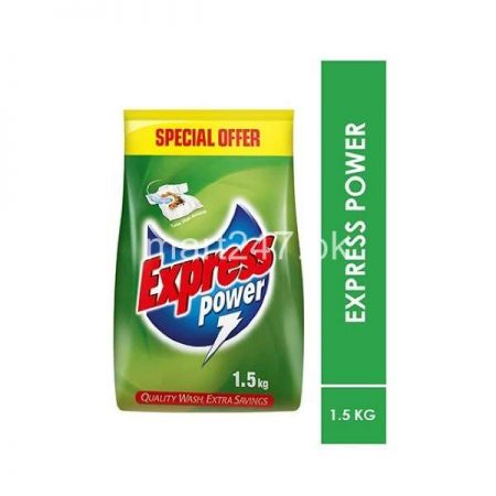 Express Power Detergent 1.5 Kg Bachat Pack