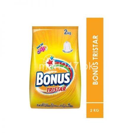 Bonus Tri star 2 Kg