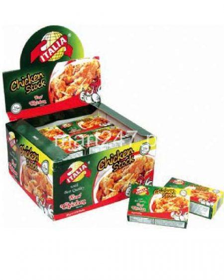 Italia Cubes Chicken Soup Stock