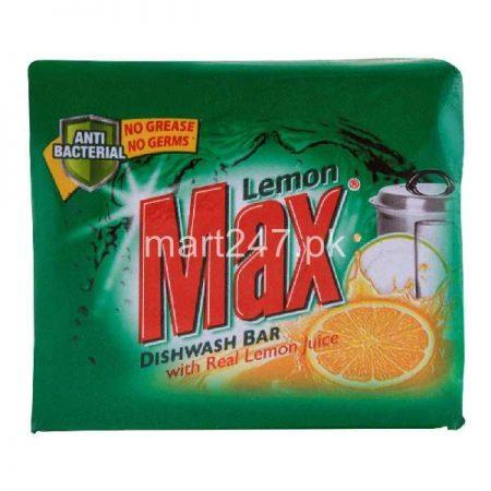 Lemon Max Dishwash Bar 190 G