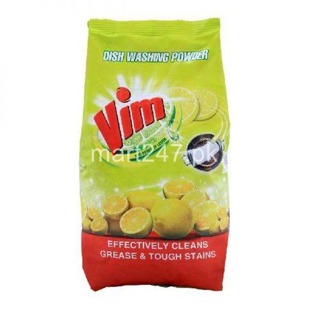 vim dish washing powder lemon 900 g
