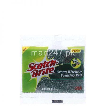 Scotch Brite Green Kitchen Sponge Regular