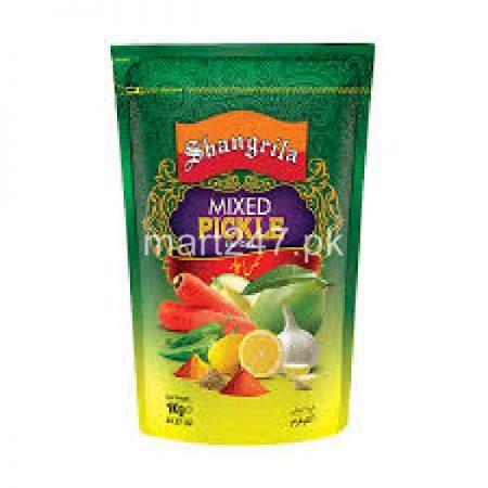 Shangrila Mix Pickle Pouch 1Kg