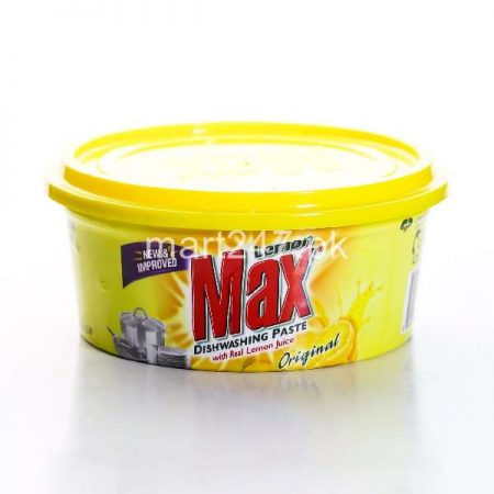 Lemon Max Original Dishwash Paste 200 G