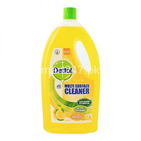 Dettol Multi Surface Cleaner Lemon 1 L