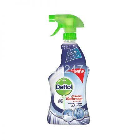 Dettol Power Bathroom Cleaner Trigger 500 Ml