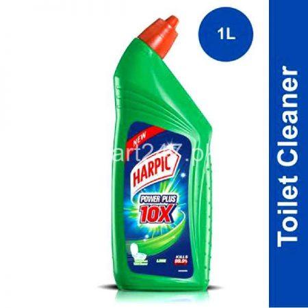 Bundle Of 3 Harpic Lime Toilet Cleaner 1L