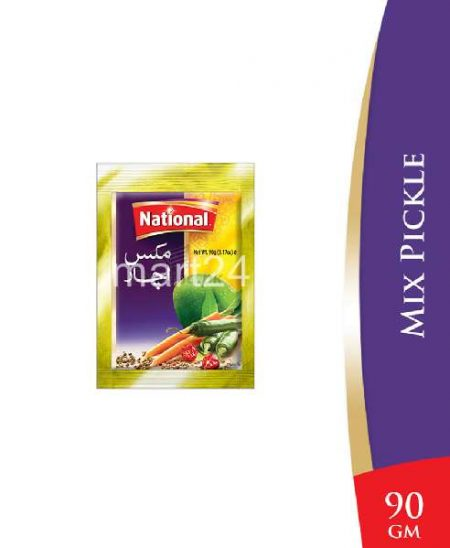 National Mix Pickle 90 G