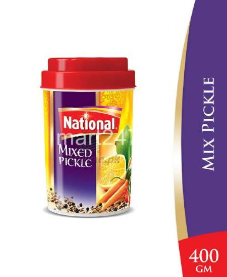 National Mixed Pickle 400 G