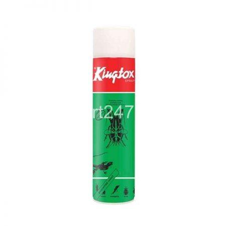 Kingtox Eradicates Crawling And Flying Pests Spray 325 Ml