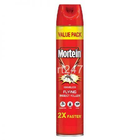Mortein Insta Odourless Fly & Mosquito Killer 375 ML