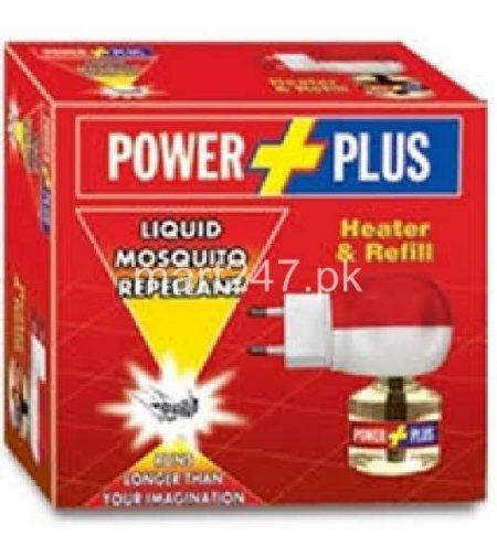 Power Plus Heater Rafill Liquid Mosquito Repellent