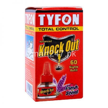 Tyfon Total Control Knock Out Mosquito Liquid Vaporizer