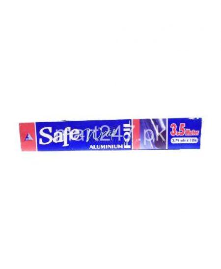 Safe Wrap Aluminum Foil 3.5 M
