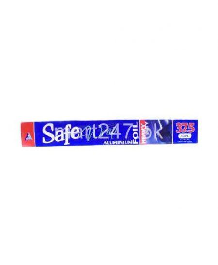 Safe Wrap Aluminium Foil 37.5 Sqft