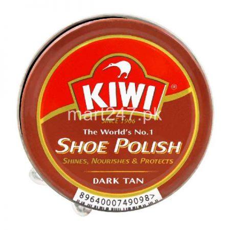 Kiwi Shoe Polish Dark Tan 20 Ml