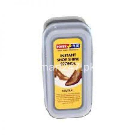 Power Plus Instant Shoe Shine Sponge
