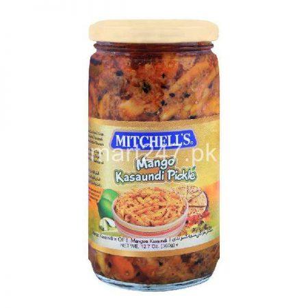 Mitchell's Mango Kasaundi Pickle 360 G