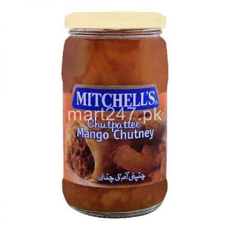 Mitchell's Mango Chutney 420 G