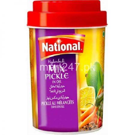 National Hyderabadi Mix Pickle 1 Kg