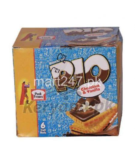 Peek Freans Rio Chocolate & Vanilla 6 Half Rolls