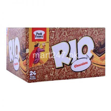 Peek Freans Rio Chocolate 24 Ticky Packs
