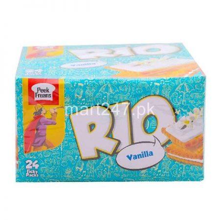 Peek Freans Rio Vanilla 24 Ticky Packs