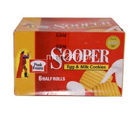 Peek Freans Sooper 6 Half Rolls