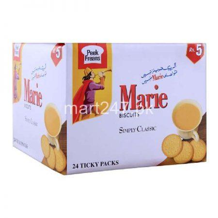 Marie 24 Ticky Packs