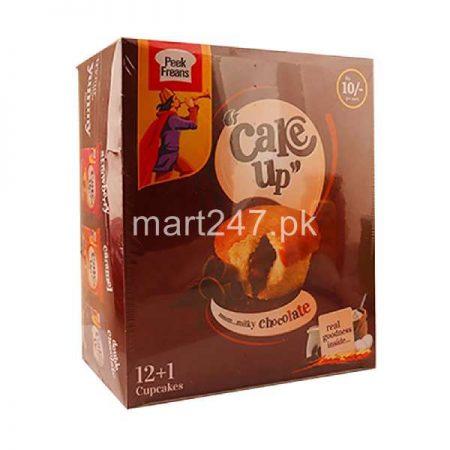 Peek Freans Cake Up Chocolate 12 Pieces Box