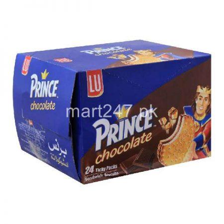 LU Prince Chocolate 24 Ticky Packs