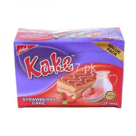 Hilal Kake Strawberry