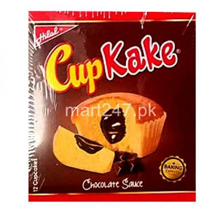 Hilal Cup Kake Chocolate 12 Pieces Box