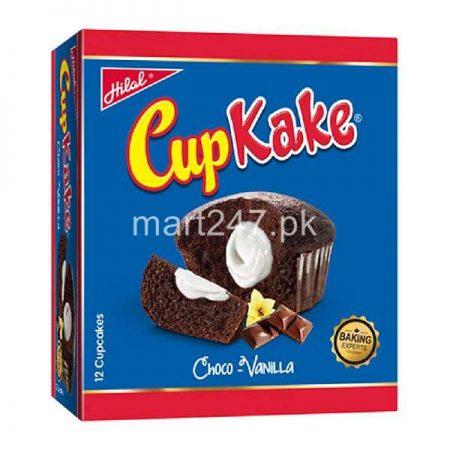 Hilal Cup Kake Choco Vanilla 12 Pieces Box