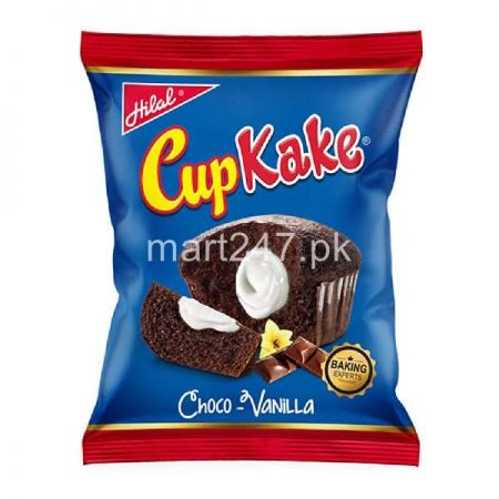 Hilal Cup Kake Choco Vanilla