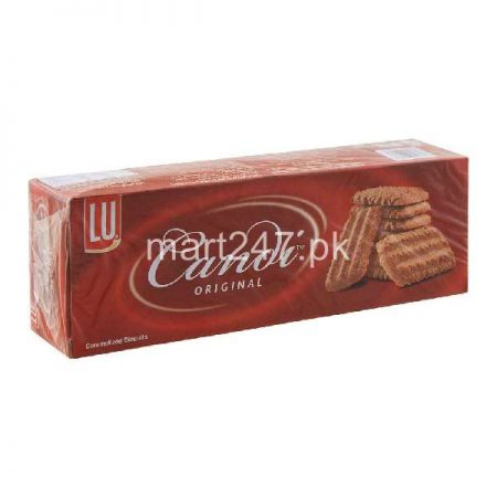 LU Candi Chocolate Biscuit Family Pack