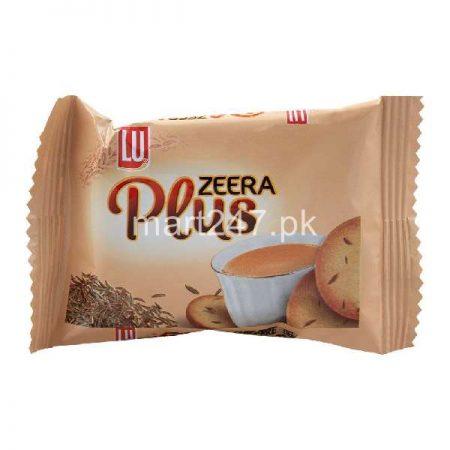 LU Zeera Plus Biscuits 24 Ticky Packs