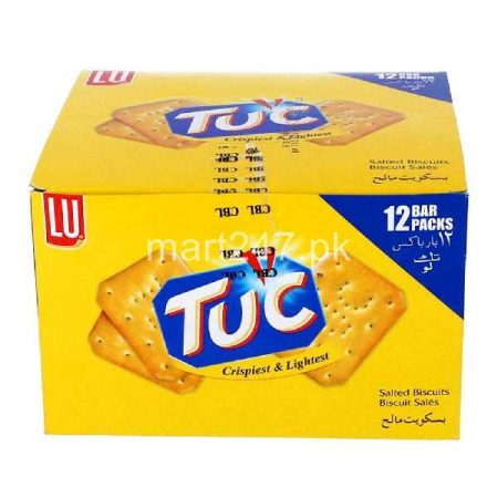 LU Tuc Biscuit 12 Bar Packs