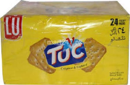 LU Tuc Biscuit 24 Ticky Packs