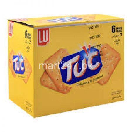LU Tuc Biscuit 6 Snack Packs