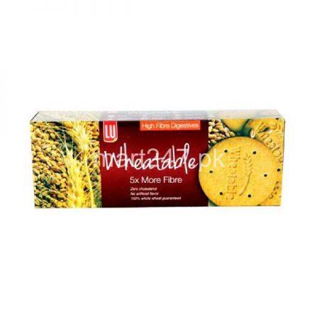 LU Wheatable 5X More Fibre
