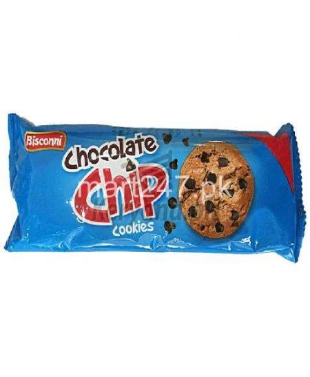 Bisconni Chocolate Chip Half Roll
