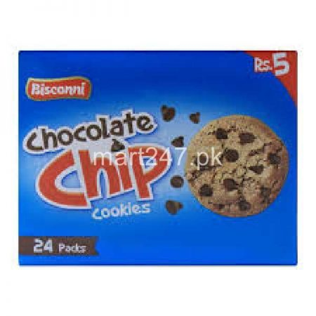 Bisconni Chocolate Chip 24 Ticky Packs