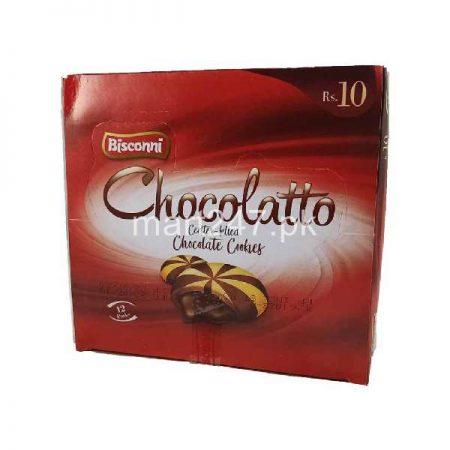 Bisconni Chocolatto 12 Small Packs 30 G