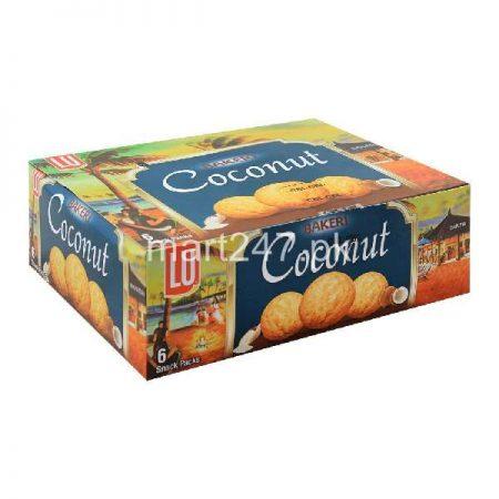 Lu Bakery Coconut 6 Snack Pack
