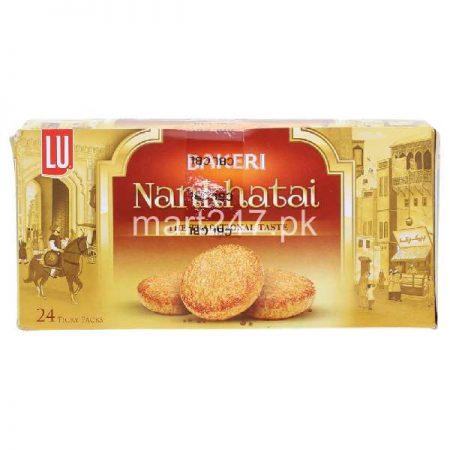 Lu Nankhatai Biscuits 24 Ticky Packs