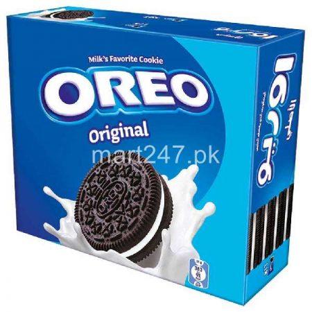 Lu Oreo 12 Snack Packs