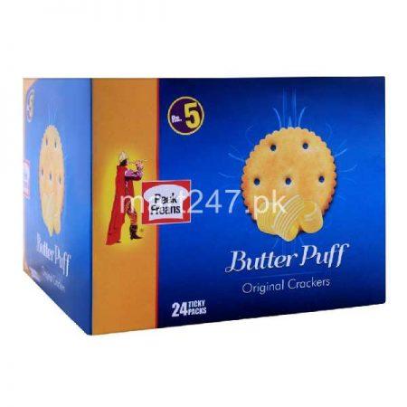 Peek Freans Butter Puff 24 Ticky Pack