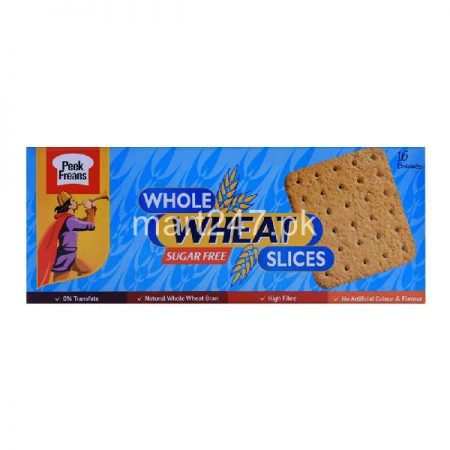 Peek Freans Whole Wheat Fiber Biscuit Family Pack