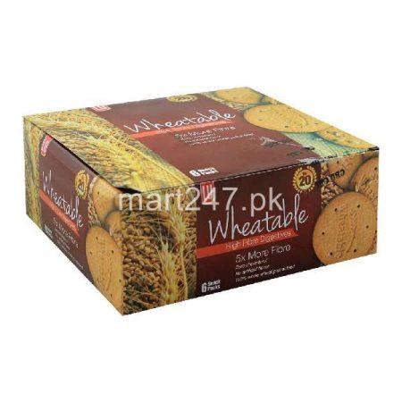 Lu Wheatable Biscuits 6 Packs